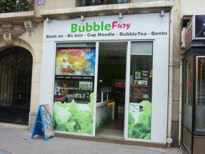 Bubble Fury