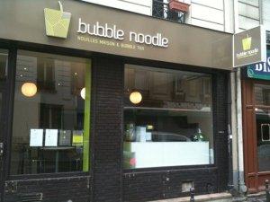Bubble Noodle