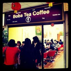 bubble tea coffee olympiades
