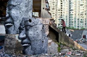 Le street-art… en Chine,aussi!