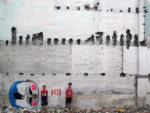 Seth Globepainter Guangzhou, China