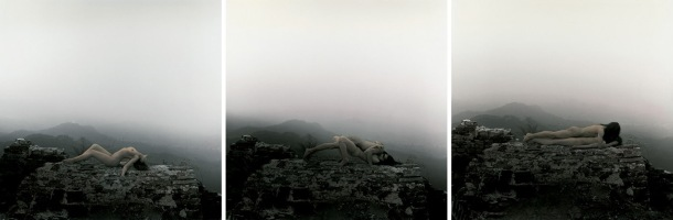 © Rong Rong & Inri, In the Great Wall Serie, 2000