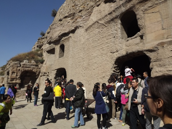 grottes Yungang