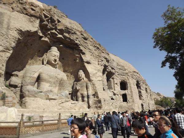 grottes Yungang2