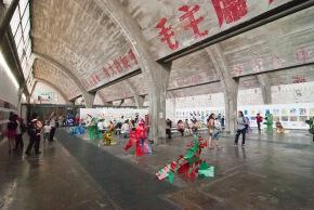 Géographie des quartiers artistiques dePékin