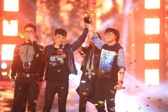 Li Qi, gagnant de la saison 2