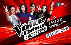 The Voice of China: le phénomène de la téléchinoise