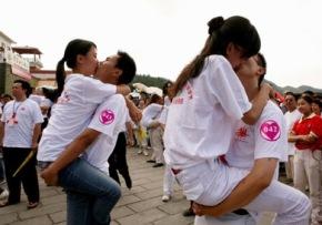 Tout sur la Saint-Valentin en Chine !(七夕情人节)