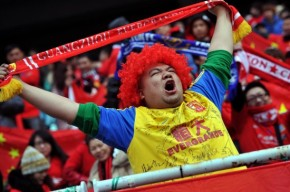 Un peu de sport ? Le football en Chine !