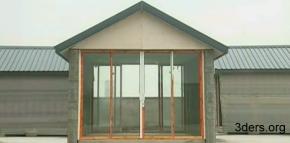 Des maisons à 4300€ grâce à l'impression 3D? C'est maintenantpossible!