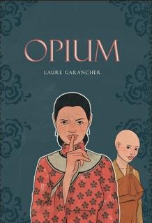 «Opium», le nouveau roman graphique des éditionsFEI