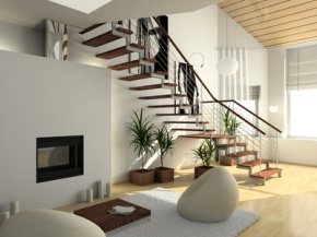 L'emplacement de votre escalier selon les principes du FengShui