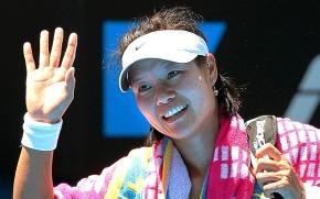 Li Na, l'étoile chinoise se retire du circuitWTA
