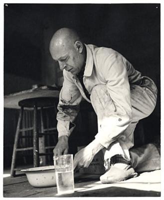 Jean Dubuffet, Source: WikiArt
