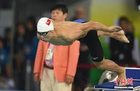 Ning Ze Tao (宁泽涛) : nouvelle star chinoise en natation et enmode