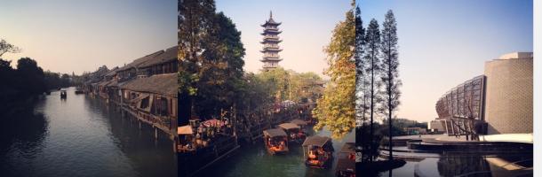 Ville de Wuzhen