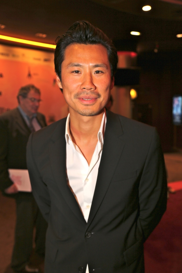 L'acteur humoriste Frédéric Chau - Inauguration de la 5e édition du Festival du Cinéma Chinois en France  (Crédits photo : Loubaki / CN Kick)