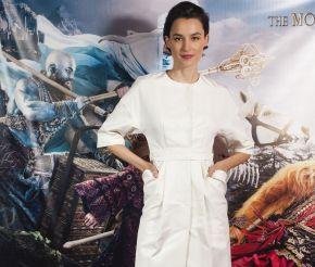 Loan Chabanol, une actrice-peintre influencée parl'Asie