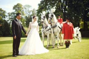 De plus en plus de couples chinois se marient à l'étranger