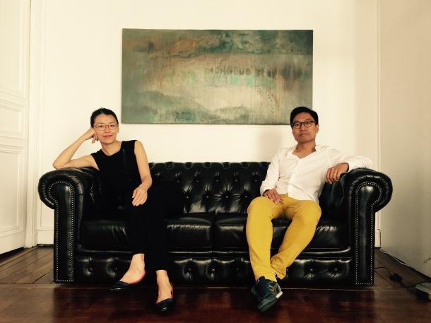 Cheng Xiaomu et Yan Hui