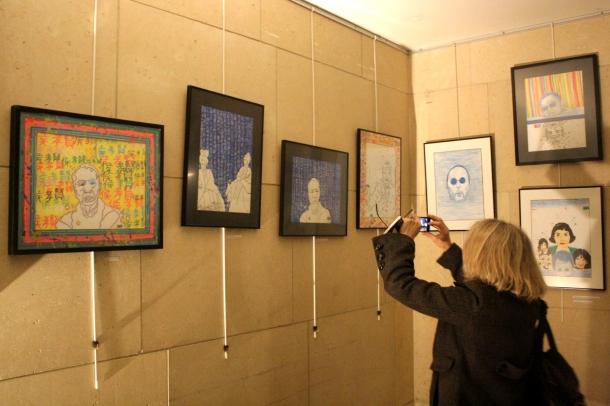 3- exposition hommage à la CF