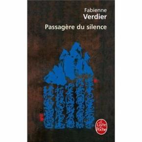 La Couv' du dimanche 7 : « Passagère du silence » de FabienneVerdier